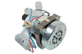 Recirculation Pump | Wash Motor | Part No:C00077118