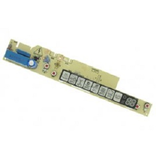 PCB Display Buttons | Dishwasher Module - This part is NON RETURNABLE. Modules are not under warranty by the OEM as their policy is central to the fact they are not present at the time of fitting and thus cannot assess the expertise of the fitter | Part No:1880600505