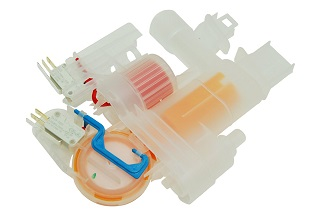 Pressure Chamber | Water Level Switch. Includes Microswitches | Part No:00263186