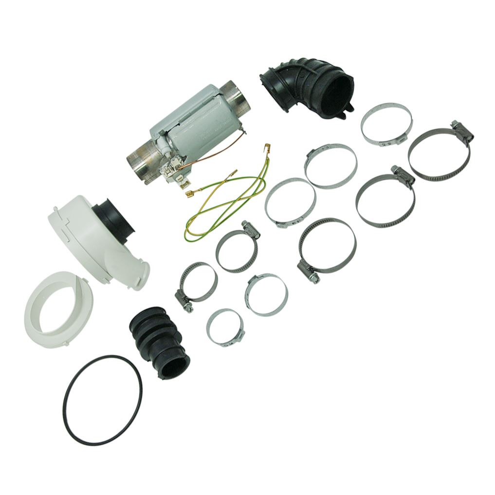 Flow Through Heater | Flow Thru Heater Element Kit | Part No:480140102047