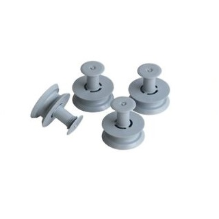 Basket Wheels | Pack Of Four Upper Basket Wheels | Part No:481252888113