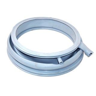 Door Seal | Rubber Sealing Gasket c/w Pipe Lamp. Non grease resistant version | Part No:00685487