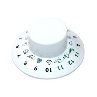 Control Knob | Programmer Timer Knob | Part No:C00265422