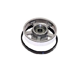 Pulley and Belt Assembly | Tumble Dryer Small Poly V Belt 4PHE285 | Part No:492204404