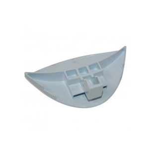 Door Handle White | Tumble Dryer Door Handle | Part No:C00075321