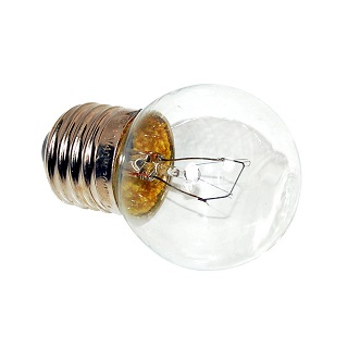 40w Fridge Lamp | Fridge/Freezer Bulb Type E27 40WATT 300 degrees | Part No:6912JB2004L