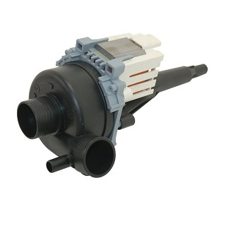No Longer Available | Obsolete Wash Pump Motor Askoll. This part is serial number dependant so please contact us before ordering. | Part No:41020655