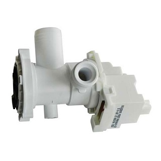 Drain Pump and Housing | Genuine Washing Machine Drainage Pump | Part No:C00119307