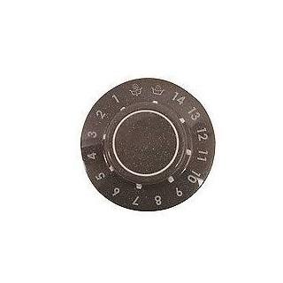 Wash Timer Knob   Graphite Control Dial   Part No:C00297623