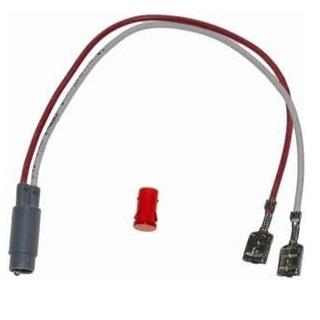 Lamp   Red Signal Lamp   Part No:165955705