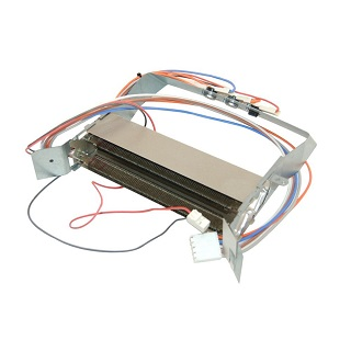 Heater | Heater Assembly Including Thermostats | Part No:C00277073