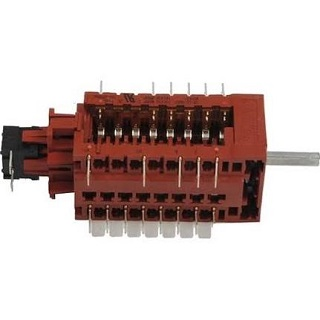 Selector Switch | 9 Function Selector Switch *Serial Number Dependant* Contact shop before ordering | Part No:A03411
