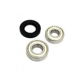 Bearing And Seal Kit | Includes Bearings 6204Z And 6205Z | Part No:C00251855