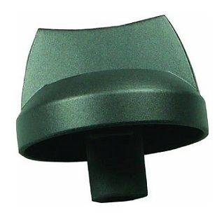 Knob   Short Stainless Steel Control Knob - THIS PART IS NOT SUPPLIED WITH THE PLATE IF PLATE IS NEEDED ORDER C00008505   Part No:C00241421