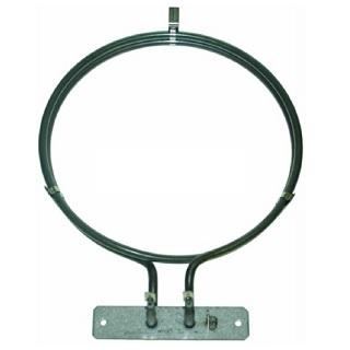 Element   Fan Oven Element 2000W Height: 250mm Width 195mm Bracket 100mm Tags 25mm 230 volts   Part No:534319