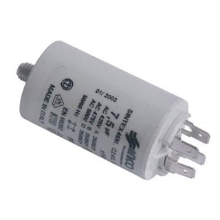 Capacitor | 7.5UF Capacitor | Part No:92215292