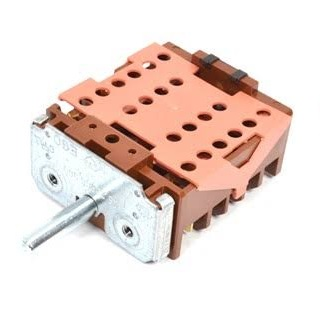 Switch | Oven Function Selector Switch | Part No:C00270066