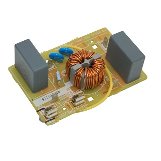 PCB   Noise Filter - This part is NON RETURNABLE. Modules are not under warranty by the OEM as their policy is central to the fact they are not present at the time of fitting and thus cannot assess the expertise of the fitter   Part No:Z607X4L00BP