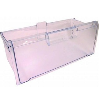 Drawer   Frozen Food Container Dimensions : Width x 470MM, Depth x 212MM, Height x 165MM   Part No:00358825