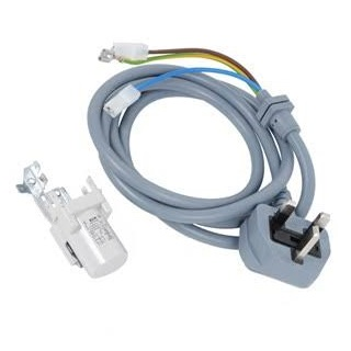 Mains Cable | Includes Connector Block | Part No:695170231