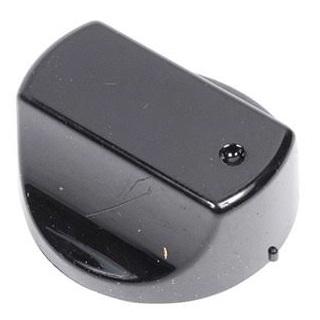 Knob   Black Control Knob   Part No:C00274554