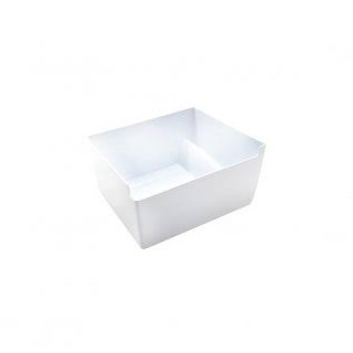 L/H Bin   Left Hand Salad Bin *This Bin Has Changed From Clear To White & Is Considered An Acceptable Alternative*   Part No:C00111365