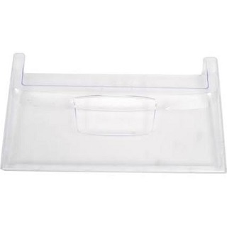 Front Panel Freezer Drawer | The original door front has now been converted it is now standarized with the middle door covers . So the original light blue covers have now been replace by a transparent clear door | Part No:C00283741