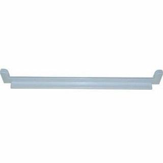 PROFILE GLASS SHELF | White Plastic Refrigerator Rear Glass Shelf Trim | Part No:C00144354