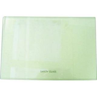 Shelf   GLASS SHELF (WITH SLIDE) L=434X292X4   Part No:C00282798