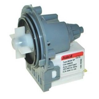 Pump   Drain Pump Motor 40W   Part No:C00144997