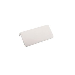 Handle | Compartment Flap Handle flap white | Part No:C00047794
