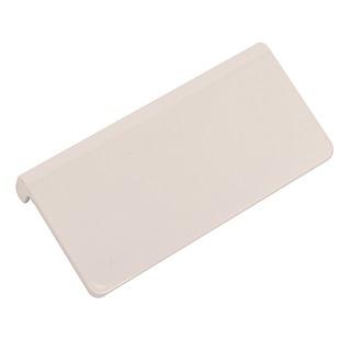 Handle | (FREEZER COMPARTMENT FLAP) - WHITE | Part No:C00023128