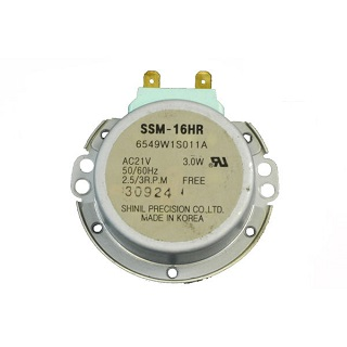 Motor | Turntable Motor | Part No:6549W1S011A