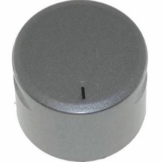 Knob   Silver Oven Control Knob   Part No:250440220