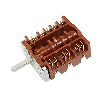 Selector Switch   Function Selector Switch - Design May Vary   Part No:263900019