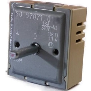 Regulator | Energy Regulator Simmerstat. Type: EGO 50.57071.010 | Part No:CS124