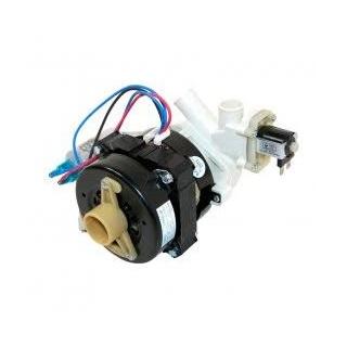 Recirculation Pump | WASH MOTOR - RECIRCULATION PUMP | Part No:674000600041