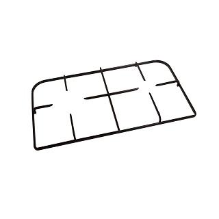 Pan Support - Double   Grid black 2 burner   Part No:C00114523