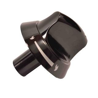 Knob   CONTROL KNOB HOTPLATES BLACK   Part No:C00194319