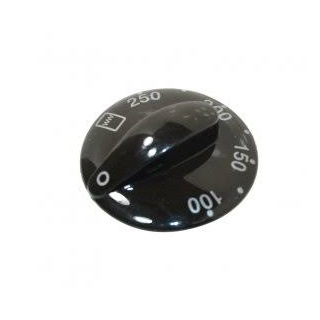 Knob | DARK BROWN OVEN THERMOSTAT CONTROL KNOB | Part No:OKNOBB8410