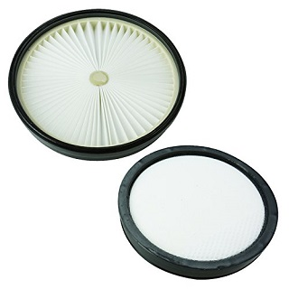 Filter Kit   Type: 60 Includes, 1 x Central Hepa Filter, 1 x Pre Motor Filter   Part No:1113203000