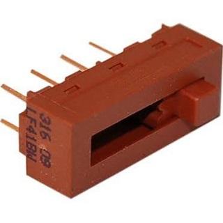 Slider Switch   SLIDER SWITCH - MOTOR / FAN   Part No:481927618053