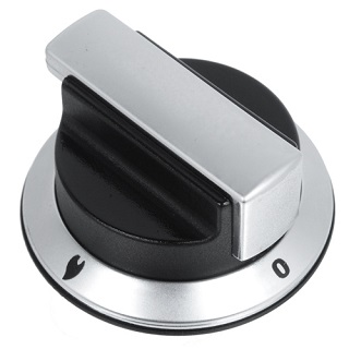Knob | Hotplate Control Knob | Part No:P059074