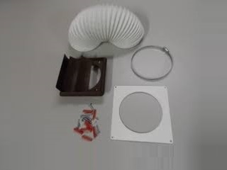 Ducting Kit | One Metre Ducting Kit | Part No:082611309