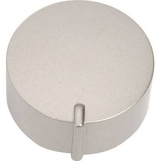 Knob | Silver Control Knob | Part No:DG6400164A