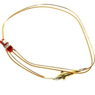 Thermocouple | Thermocouple NUT TYPE L=500 - PLEASE NOTE this is the thermocouple for the Hob NOT the Oven. Please get in touch if you are struggling to find the correct thermocouple | Part No:37001496