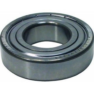 Bearing | Dimensions : 30 x 62 x 16 mm | Part No:BRG6206ZZ