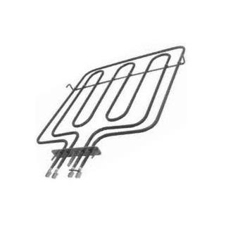 Element   Top Dual Oven Grill Element 2600W   Part No:74X2398