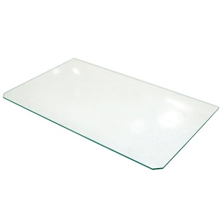 Cover | Glass Crisper Cover 466MM x 280MM x 4MM | Part No:C00041968