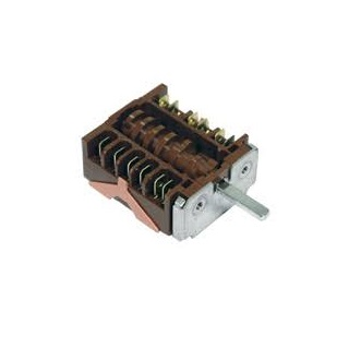 Selector Switch | Main Oven Oven Function Selector Switch EGO 46.26866.818 | Part No:91204784